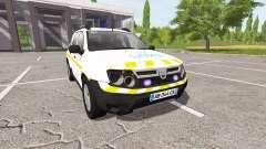 Dacia Duster SAMU