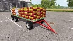 Brantner DPW 18000 seeds
