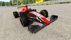 O carro de fórmula 1 v2.0 para BeamNG Drive