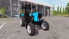 MTZ-82.1 Bielorrússia v2.0 para Farming Simulator 2017