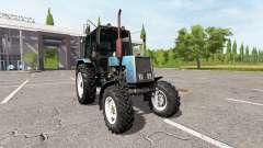 MTZ-Bielorrússia 1025 para Farming Simulator 2017