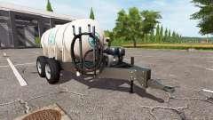 Lizard Fertilizer para Farming Simulator 2017