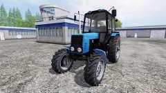 MTZ-82.1 Bielorrússia v2.0 para Farming Simulator 2015