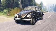 Volkswagen Beetle Custom v2.0 para Spin Tires