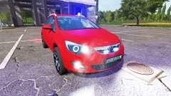 Opel Astra Sports Tourer (J) para Farming Simulator 2017