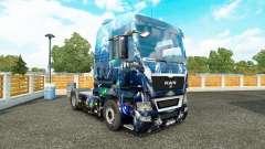 Pele Abismo Profundo no caminhão HOMEM para Euro Truck Simulator 2