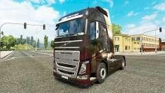 Anjo da pele para a Volvo caminhões para Euro Truck Simulator 2
