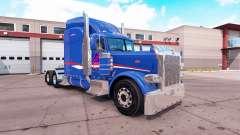 A Pele B-T Inc. para o caminhão Peterbilt 389