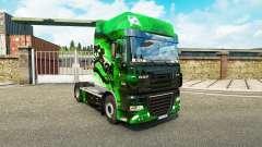 Drake pele para caminhões DAF para Euro Truck Simulator 2