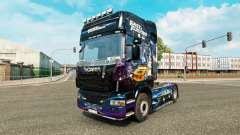 Skin do Fast & Furious para o Scania truck