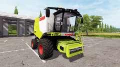 CLAAS Lexion 670 v0.9 para Farming Simulator 2017