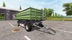 Fliegl DK 140-88 dark para Farming Simulator 2017