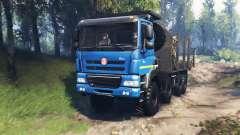 Tatra Phoenix T 158 8x8 v3.0 para Spin Tires
