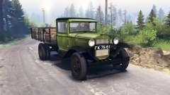 1940 GÁS MM v3.0 para Spin Tires