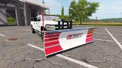 Chevrolet Silverado 2500 HD 2002 plow v3.0