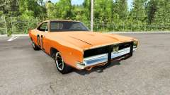 Dodge Charger RT 1970 General Lee para BeamNG Drive