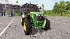 John Deere 5085M v1.3 para Farming Simulator 2017