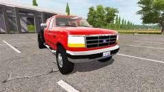 Ford F-350 1996 hauler