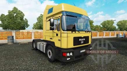 MAN F2000 v1.2 para Euro Truck Simulator 2