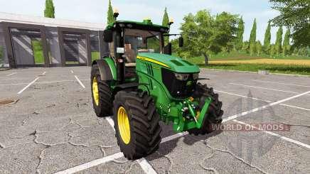 John Deere 6250R v2.0 para Farming Simulator 2017