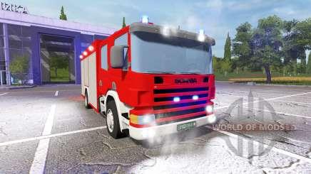 Scania 94D 260 HLF para Farming Simulator 2017