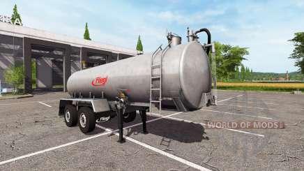 Fliegl STF 25000 VC para Farming Simulator 2017