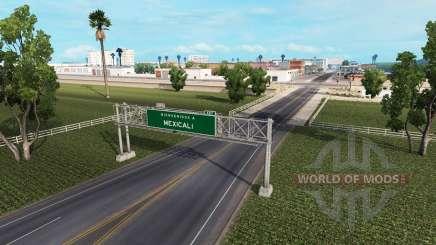 Viva Mexico v2.1.1 para American Truck Simulator