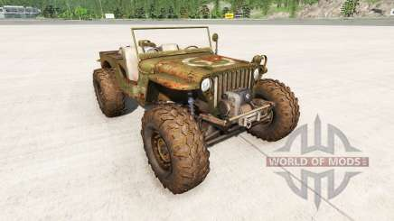 Jeep Hell v0.5 para BeamNG Drive