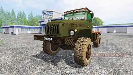 Ural-43206 para Farming Simulator 2015