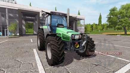 Deutz-Fahr AgroStar 6.38 para Farming Simulator 2017
