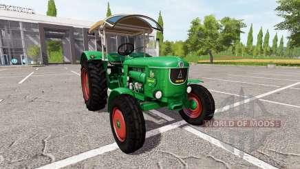 Deutz D80 v1.3 para Farming Simulator 2017
