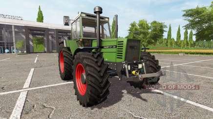 Fendt Favorit 611 LSA Turbomatik E para Farming Simulator 2017