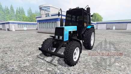 MTZ-892 Bielorrússia para Farming Simulator 2015