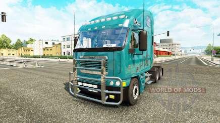 Freightliner Argosy v1.1 para Euro Truck Simulator 2