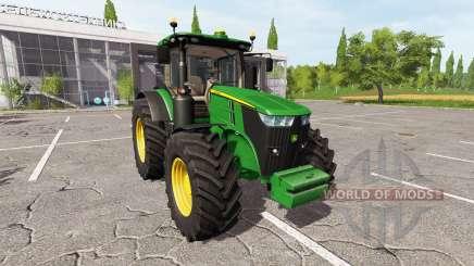 John Deere 7290R para Farming Simulator 2017