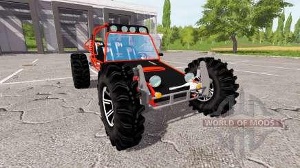 Dune Buggy para Farming Simulator 2017