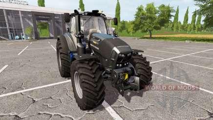 Deutz-Fahr Agrotron 6160 TTV Warrior v1.0.0.1 para Farming Simulator 2017