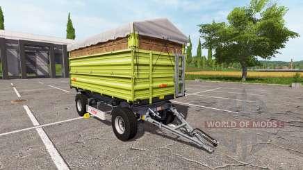 Fliegl DK 180-88 luz para Farming Simulator 2017