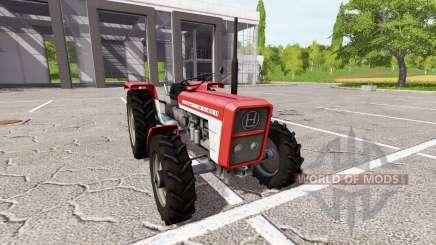 Lindner BF4505A para Farming Simulator 2017