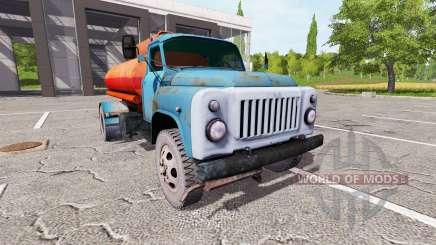 GAZ-53 para Farming Simulator 2017
