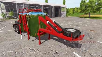 O trailer para Farming Simulator 2017