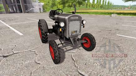 Fahr F22 para Farming Simulator 2017
