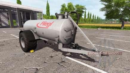 Fliegl VFW 10600 para Farming Simulator 2017