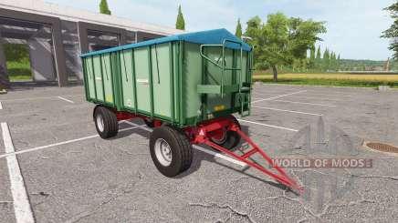 Welger DK 280 para Farming Simulator 2017
