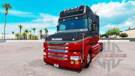 Scania T v2.0 para American Truck Simulator