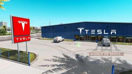 Real da empresa v2.0 para American Truck Simulator