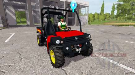 John Deere Gator 825i para Farming Simulator 2017