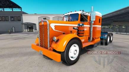 Pele Interestadual Frete Linhas Inc. . Ke para American Truck Simulator
