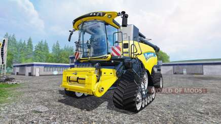 New Holland CR10.90 v2.0 para Farming Simulator 2015