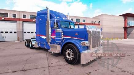 A Pele B-T Inc. para o caminhão Peterbilt 389 para American Truck Simulator